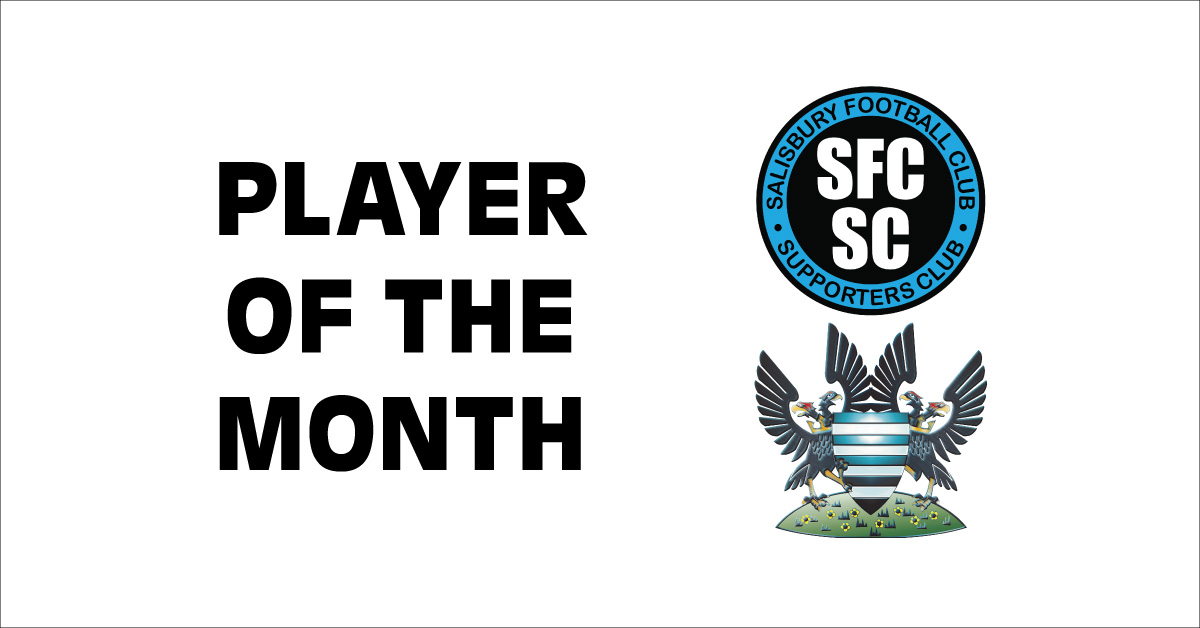 Player of the Month September & October 2020